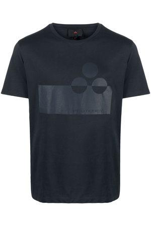 Peutery Logo print T-shirt