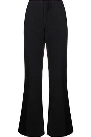 AMBUSH High-waisted flared trousers
