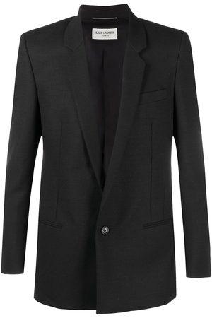 Saint Laurent Single-breasted tailored blazer