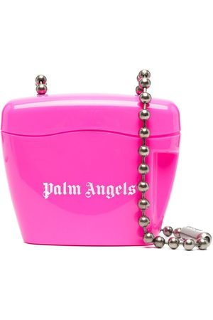 Palm Angels Mini Padlock crossbody bag