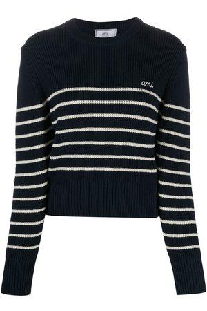 Ami Breton stripe jumper