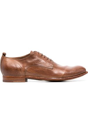 Officine creative Stereo 3 leather derby shoes