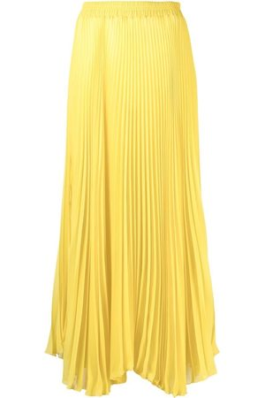 Styland Women Maxi Skirts - Pleated maxi skirt