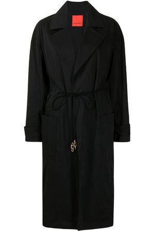 MANNING CARTELL Women Blazers - Notched-lapels drawstring-waist coat