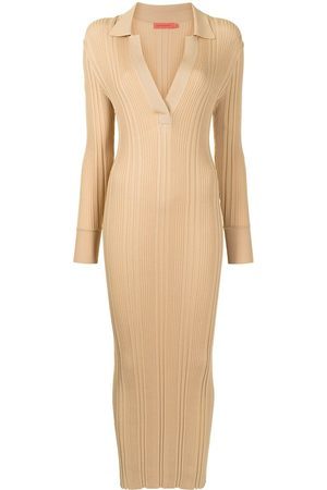 MANNING CARTELL Women Bodycon Dresses - Fitted ribbed-knit dress