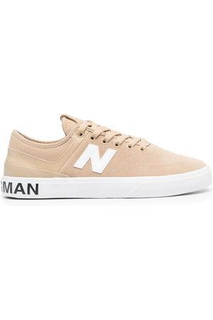 JUNYA WATANABE Sneakers - Logo-patch sneakers - Neutrals