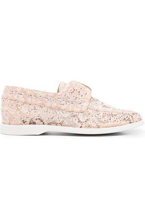 LE SILLA Claire loafers