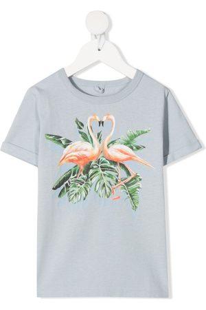 Stella McCartney Flamingo-print T-shirt