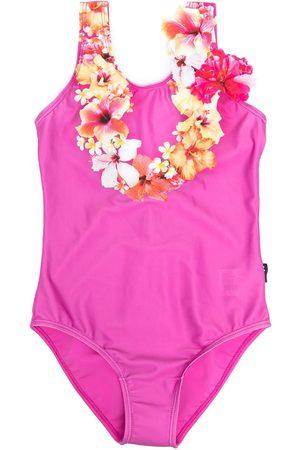 Molo Nika floral swimsuit
