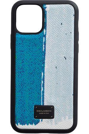 Dolce & Gabbana Men Phones Cases - Striped iPhone 11 Pro case