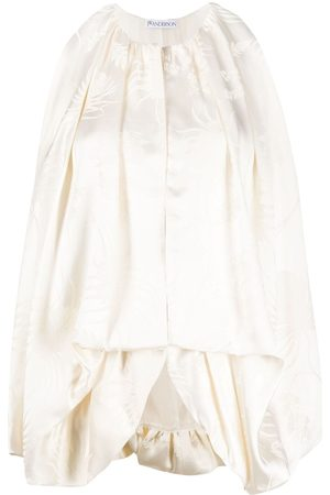 J.W.Anderson Pleated sleeveless blouse - Neutrals