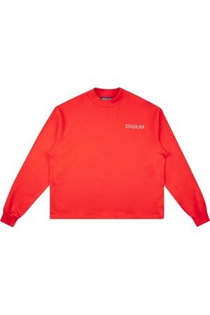 Stadium Goods STADIUM mock turtleneck T-shirt