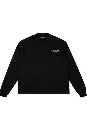 Stadium Goods Turtlenecks - STADIUM mock turtleneck T-shirt