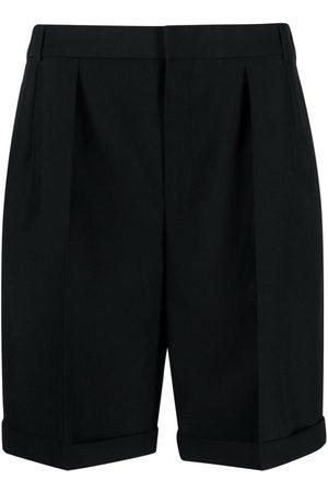 Saint Laurent Tailored wool shorts