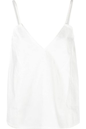 AMBUSH V-neck sleeveless tank top