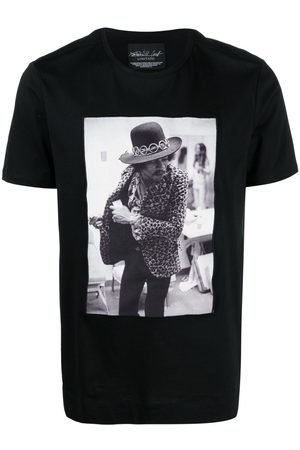 Limitato Photograph-print T-shirt