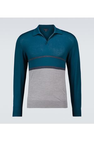 Sease Lasca 2.0 long-sleeved polo