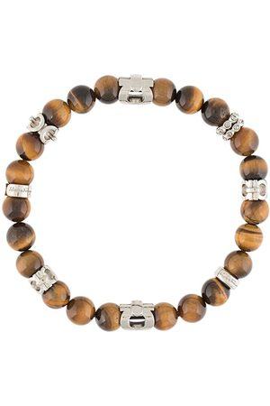 Salvatore Ferragamo Beaded Gancini-appliqué bracelet