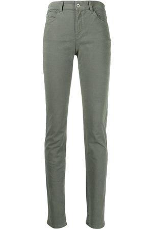 Emporio Armani Women Skinny - Slim-cut jeans