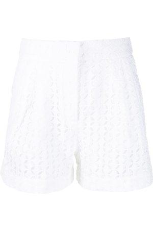 Michael Kors Perforated design shorts