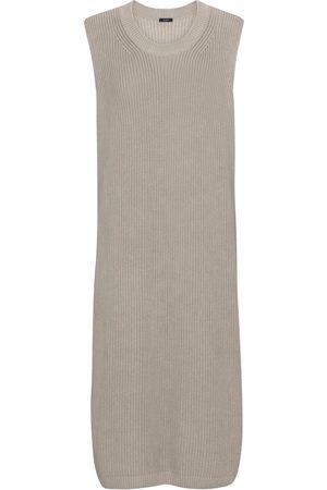 Joseph Dawson ribbed-knit midi dress