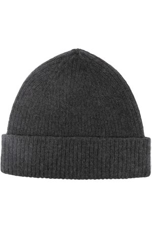 Le Bonnet Knitted beanie hat - Grey