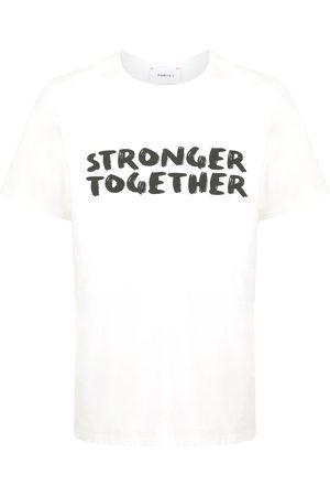 Ports V Stronger Together print T-shirt