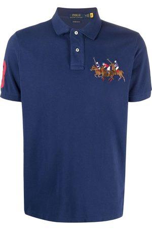 Polo Ralph Lauren Men Polo Shirts - Custom slim fit polo shirt