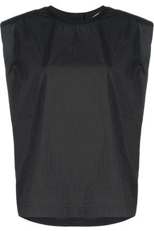 REMAIN Shoulder pad tank top