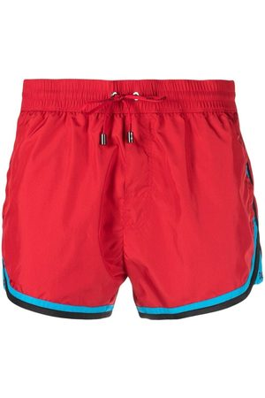 Dolce & Gabbana Colour-block swim shorts