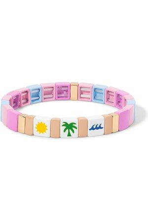 Roxanne Assoulin Staycation icon bracelet