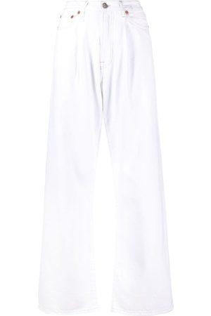 R13 Wide-leg jeans