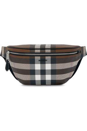 Burberry Check pattern belt bag