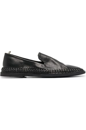 Officine creative Whipstitched loafers