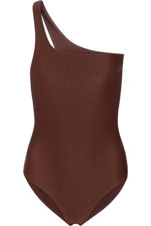 Jade Swim Evolve one-shoulder swimsuit