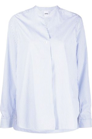 Aspesi Women Shirts - Striped-print shirt
