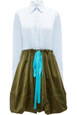 J.W.Anderson Bubble-hem shirt dress
