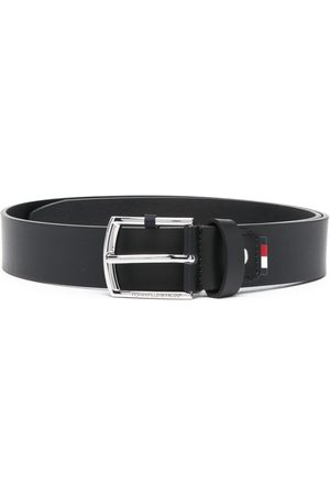 Tommy Hilfiger Men Belts - Tech 3.5 leather belt