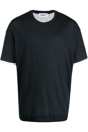 AMBUSH Contrasting-trim T-shirt