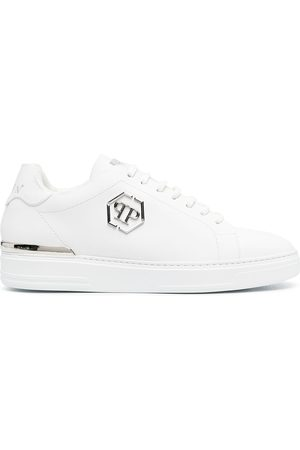 Philipp Plein Tonal logo patch trainers
