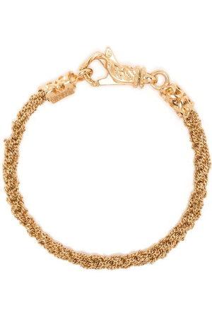 Emanuele Bicocchi Bracelets - Slim braided bracelet