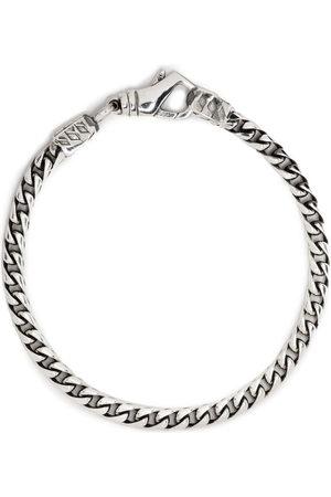 EMANUELE BICOCCHI Bracelets - Square box chain bracelet