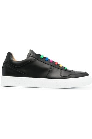 Philipp Plein Men Sneakers - Iconic low-top leather sneakers