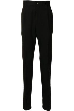 Dolce & Gabbana Tailored virgin wool trousers
