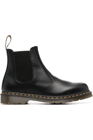 Dr. Martens Chunky leather boots