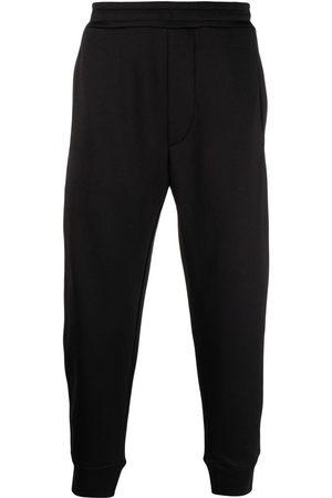 Emporio Armani Logo-patch track trousers