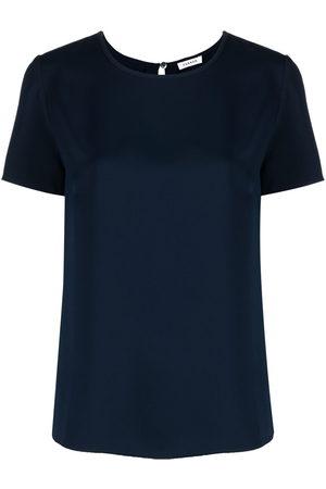 P.a.r.o.s.h. Rear keyhole blouse