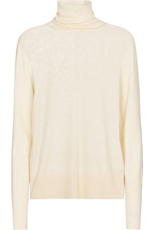 Peter Do Cashmere-blend turtleneck sweater