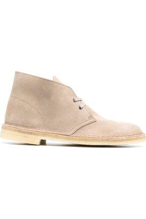 Clarks Suede Desert boots - Neutrals