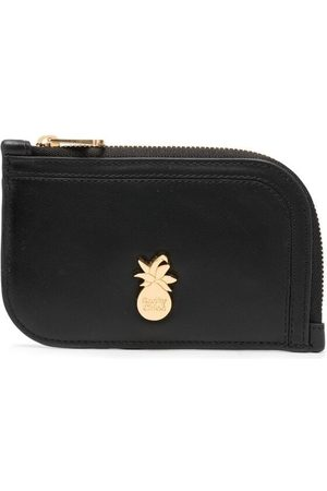 See by Chloé Pineapple logo-plaque zipped coin purse